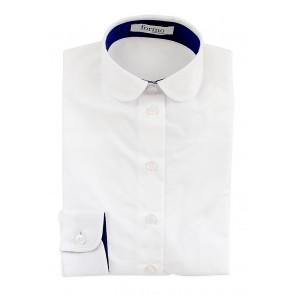 Tüdrukute triiksärk, valge