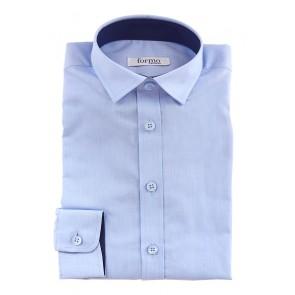 Рубашка для мужчин, голубая - Предварительный заказ!