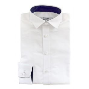 Рубашка для мужчин, белая - Предварительный заказ!